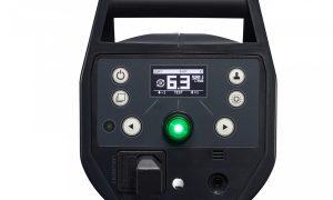 Elinchrom ELC Pro HD 500 Дисплей OLED Наглядный интерфейс в фотостудии Раменское Жуковский