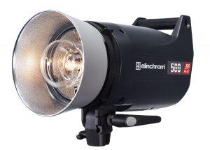 Elinchrom ELC Pro HD 500 в фотостудии Раменское Жуковский