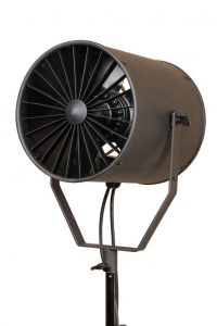 Вентилятор студийный туннельный в фотостудии Раменское Жуковский