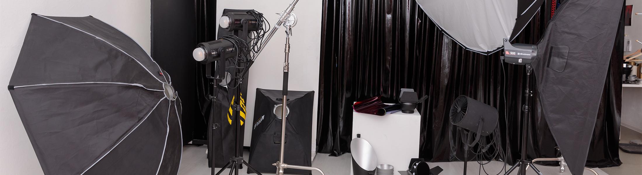 Оборудование фотостудии Жуковский, Лыткарино, Москва, Люберцы, Егорьевск, Раменское, Кашира, Ногинск, Московская область